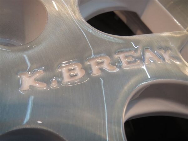 K-BREAK ブラッシュド